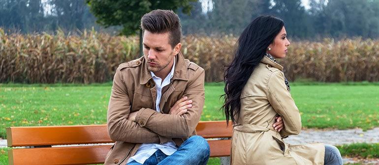 Les conflits mettent votre couple en péril ?